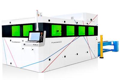 Découpeuse laser fibre Kimla flashcut