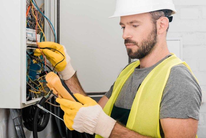 installation machinerie industrielle
