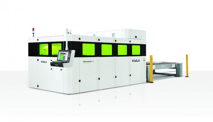 Découpeuse laser fibre Kimla