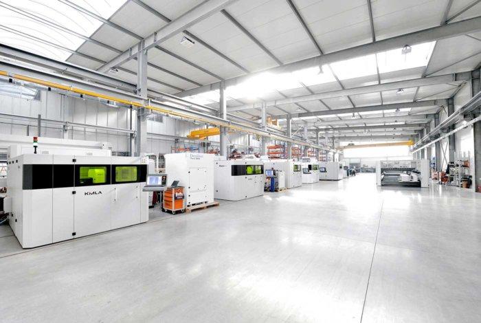 distribution machinerie industrielle