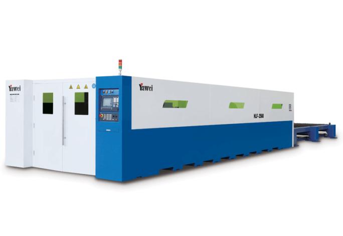 Découpeuse laser fibre Yawei HLF