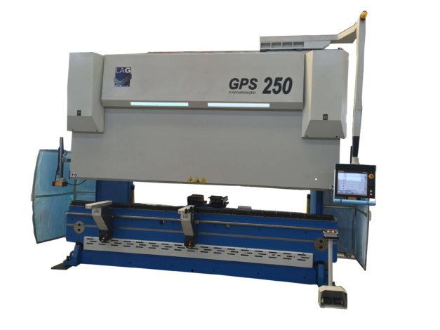Presse plieuse LAG GPS – CNC, 250-420 tonnes