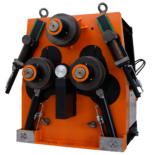 Cintreuse à profilé Roccia SR3W – Pour fer angle, fer plat, tube, etc.