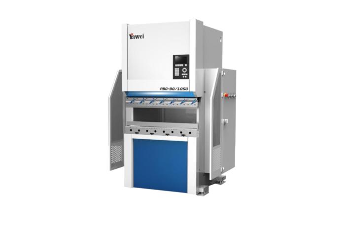 Presse plieuse hydraulique Yawei PBC – CNC, 30-80 tonnes