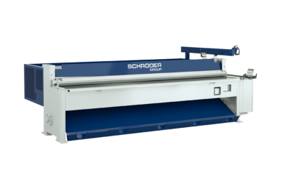 Cisaille mécanique Schröder MHSU – de 3'x10ga à 10'x14ga