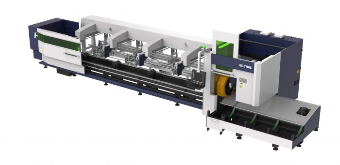Découpeuse laser tube HSG HS-TH65